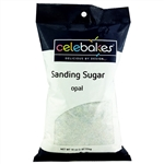 Opal Sanding Sugar - 16 Ounce Bag