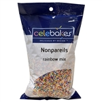 Non-Pareils Mixed Candy Topping - 16 Ounce Bag