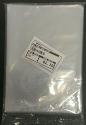 "5"" x 7"" One Mil Poly Bags - 100 Pack"