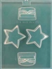 Star Award with Stand Mold