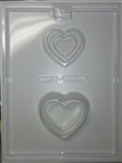 Heart Pour Box Mold