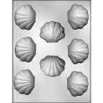 "1-1/4"" Clam Shell Mold"