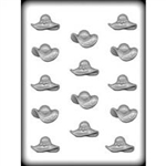 Sun Hats Hard Candy Mold