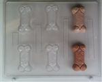Dog Bones Chocolate Mold - CCAO006