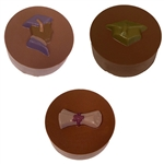 Assorted Graduation Sandwich Cookie Chocolate Mold 90-1613017