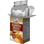 Solo Pure Almond Paste 8 Ounce Box