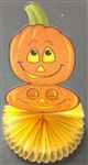 Smiling Pumpkins Centerpiece