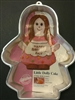 Little Dolly Aluminum Character Cake Pan