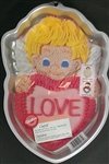 Cupid Wilton Character Cake Pan