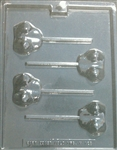 Chest Lollipop Chocolate Mold