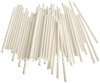 "1,500 Pack of 1/8 X 6"" Paper Sucker Sticks"