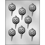 Chocopicks Jack O Lantern Chocolate Mold halloween fall