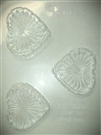 "3"" Heart Chocolate Mold"