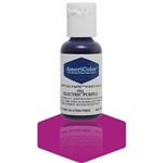 Electric Purple Soft Gel Paste