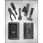 Tool Box & Tools Chocolate Mold