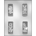 "3-1/2"" Bunny Bar Mold"
