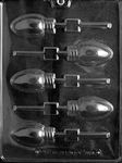 Christmas Bulb Lolly Chocolate Mold - LPC439