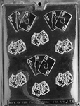 Dice with Aces Mold