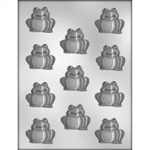 "1-5/8"" Frog Chocolate Mold"