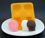 Seashell Flexible Chocolate Mold