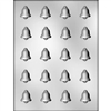 "1-1/8"" Bell Chocolate Mold"