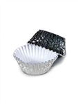 Silver Foil Candy Cups nut mint cups