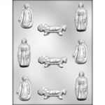 May Joseph Baby Jesus Nativity Mold