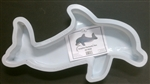 Dolphin Shaped Baking Form (49-9028)