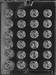 Bite Size Roses Chocolate Mold