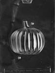 3D Pumpkin Chocolate Mold - Piece 2