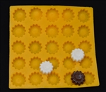 Daisy Flower Flexible Mold