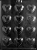 Medium Heart Chocolate Mold