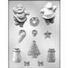 Christmas Gingerbread Access Mold