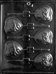 Be My Valentine Lolly Chocolate Mold