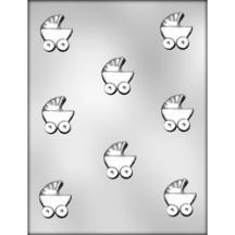 Baby Buggy Chocolate Mold