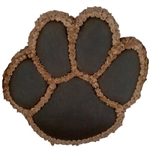 Dog Paw Print Baking Form