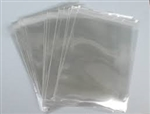"6"" x 8"" One Mil Thick Poly Bags - 1,000 Box"