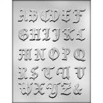 Alphabet Chocolate Mold (90-14270)