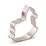 "3-3/4"" Rocking Horse Cookie Cutter"