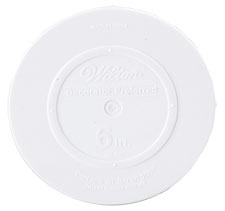 "Wilton 6"" Round Decorator Preferred Cake Separator"