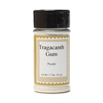 Tragacanth Gum Powder- 2.7 Ounce