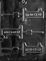 #1 Boss Lollipop Chocolate Mold