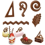Dessert Accents Chocolate Candy Mold