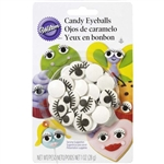 Candy Eyeballs with Lashes Blister Pack