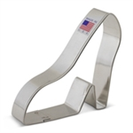 "​3-5/8"" High Heel Cookie Cutter"