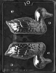 3D Duck Chocolate Mold