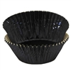 Black Foil Baking Cups - 500 Count