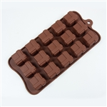 Square Gift Box Silicone Candy Box chocolate present treat dessert fat daddio
