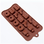 Ladies Night Silicone Candy Mold chocolate treat dessert diy homemade
