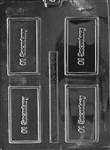 #1 Secretary Card Chocolate Mold